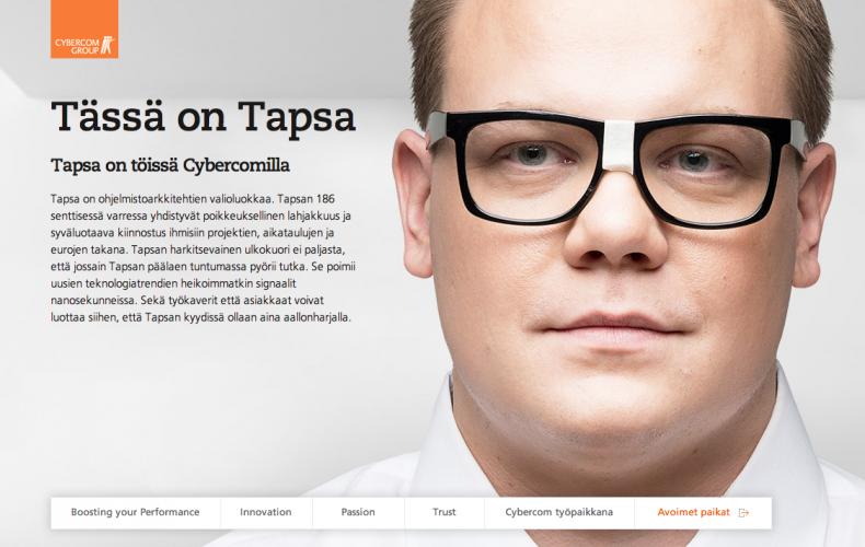 "Case Cybercom ""Tapsa"""