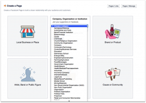 Facebook-Page-SelectCategory