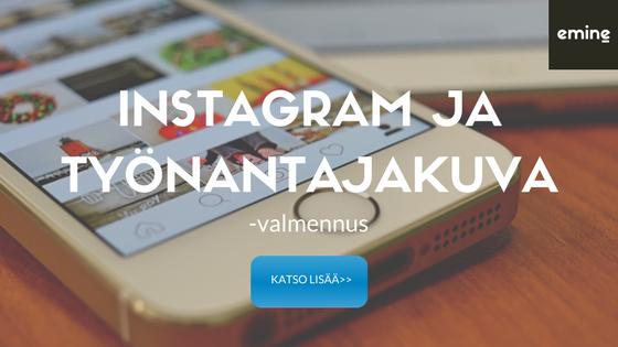 Instagram-valmennus