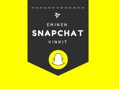 Onko Snapchatistä työkaluksi työnantajabrändin rakentamiseen?