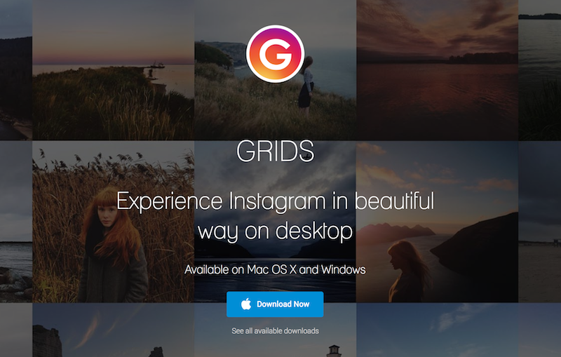 The Grids App Instagram