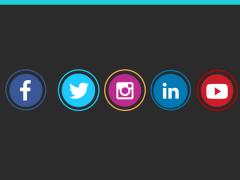 Modernin HR-ammattilaisen sosiaalinen media (infograafi)
