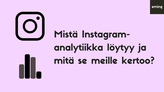 Instagram-analytiikka
