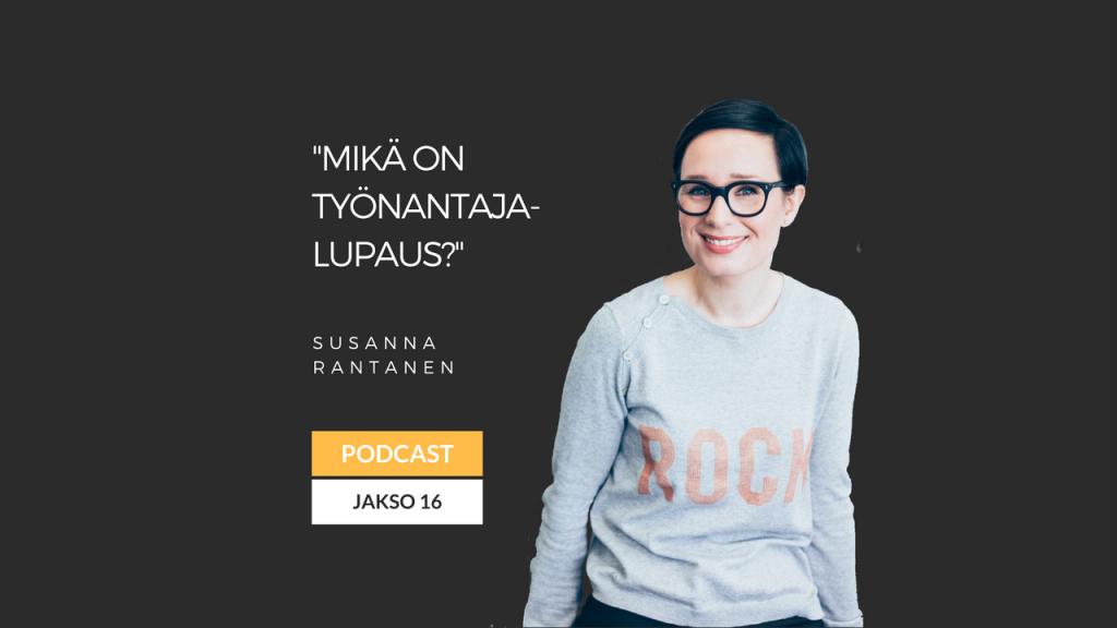 Mikä on työnantajalupaus? Vaikuttavampi työnantajabrändi -podcast, Emine.