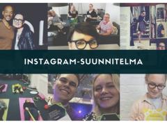 Instagram-suunnitelma – Case @Emineland – OSA 1