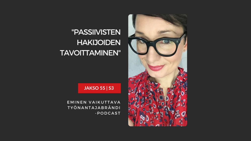 Passiivinen työnhakija - Eminen podcast