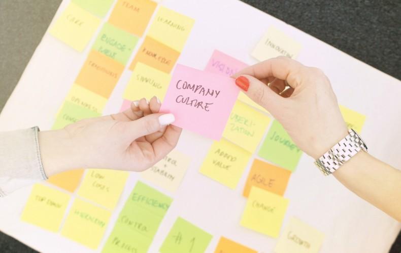 Case Grano: Strateginen yrityskulttuurin muotoilu