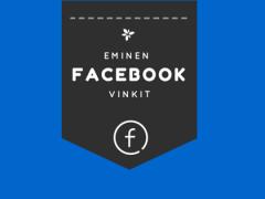 Näin luot yrityksesi Facebook urasivun
