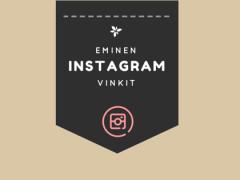 5 ensiaskelta Instagramiin