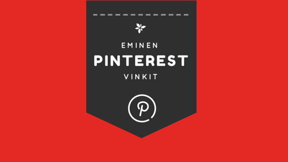 7 askelta Pinterest-tilin luomiseen