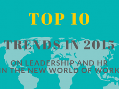 Infographic: Top 10 Global Trends in the New World of Work