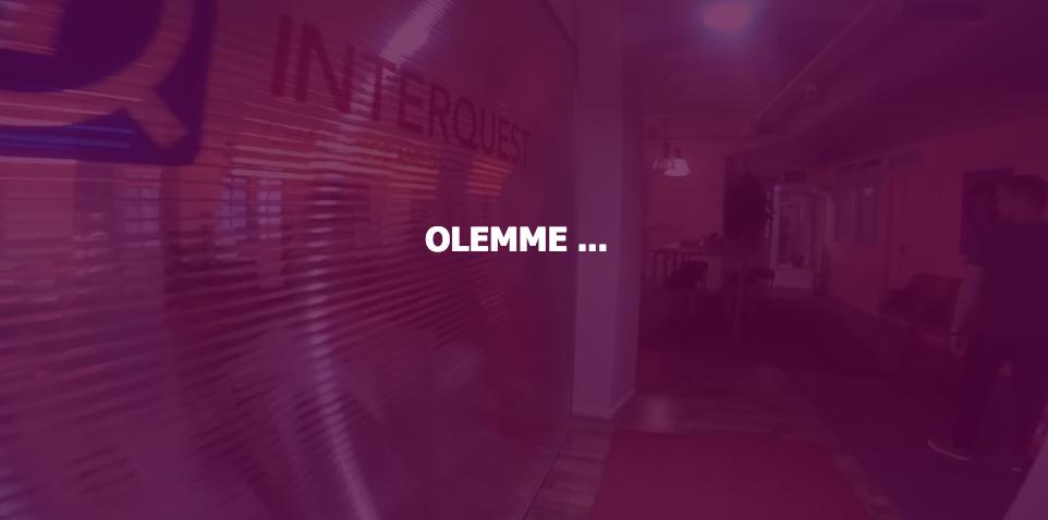 """Case InterQuest – Enemmän irti """"meistä"""""""