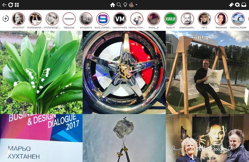 The Grids App Instagram