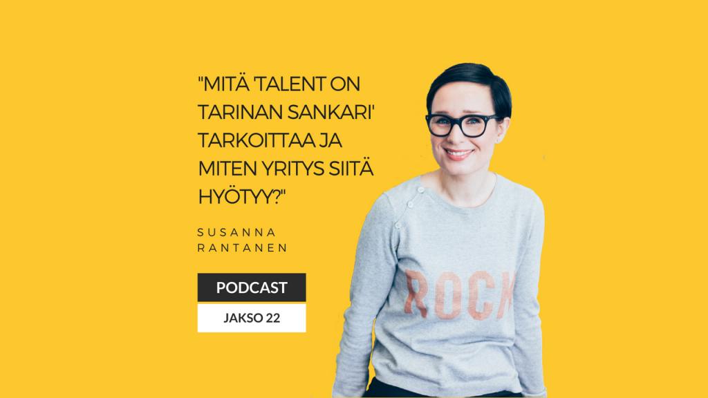 Talent on tarinan sankari