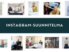 Instagram-suunnitelma – Case Emineland – OSA 2