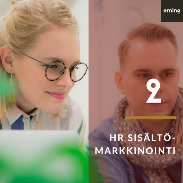 Vaikuttava Työnantajabrändi - HR sisältöja markkinointi