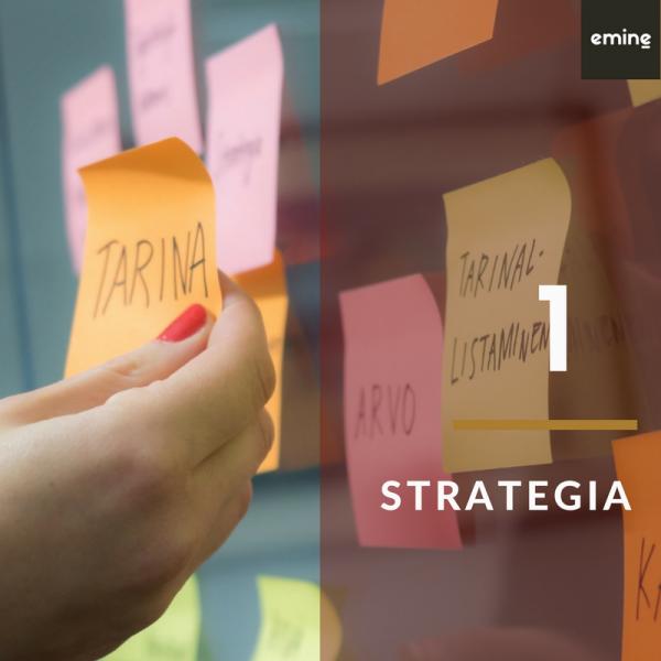 Vaikuttava Työnantajabrändi - strateginen suunnittelu