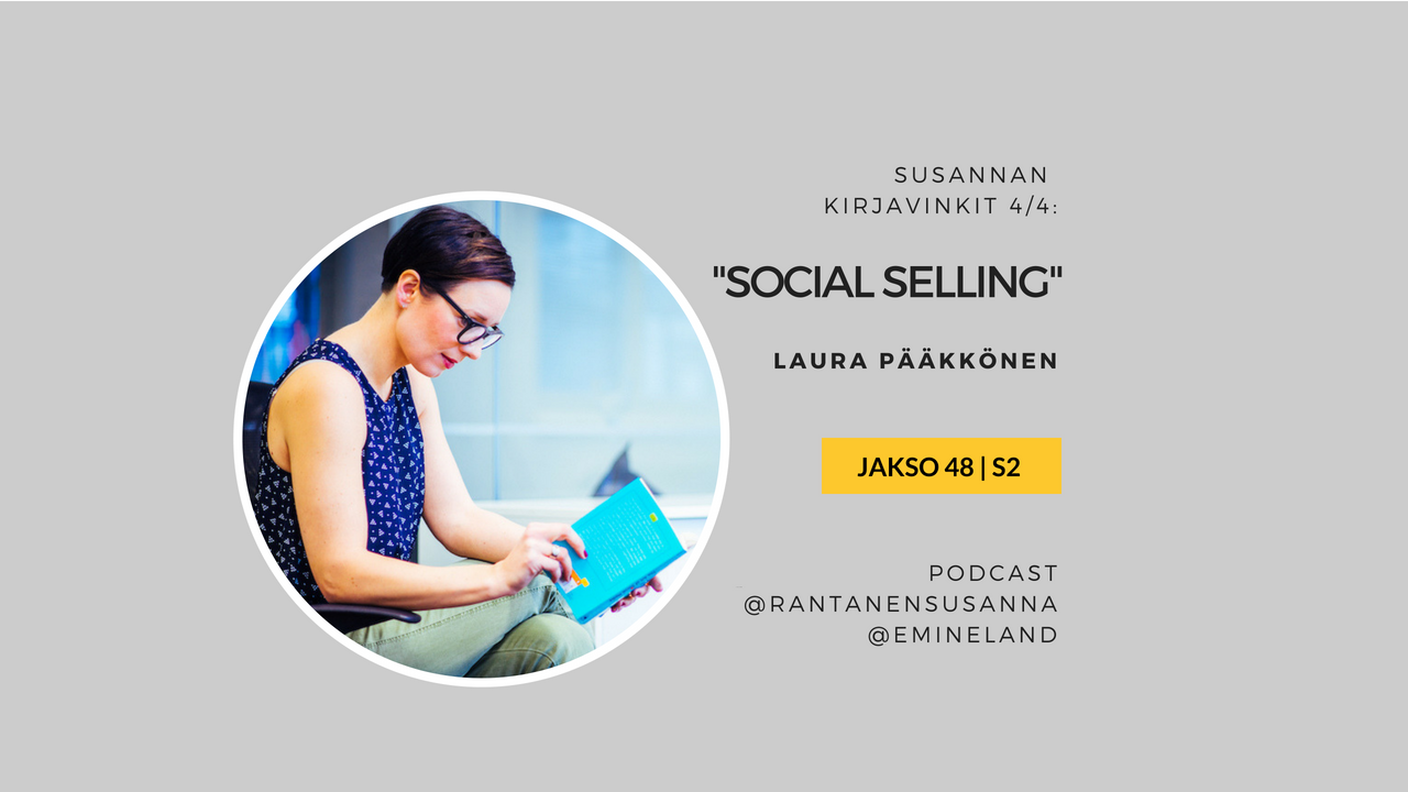 EMINEN PODCAST, SOCIAL SELLING