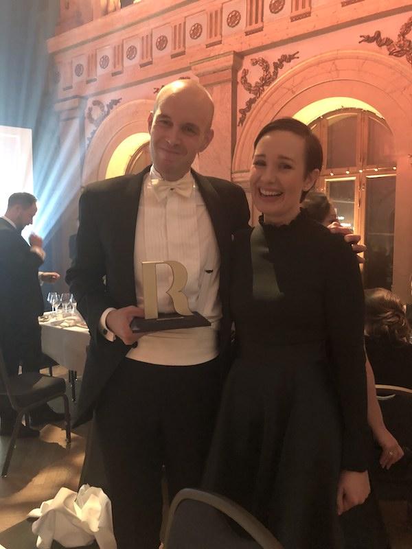 Juho Toivola ja Susanna Rantanen rekrytointitoimialan kehittäminen
