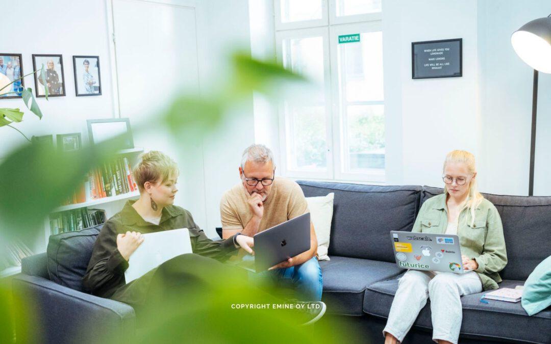 Toimiva työyhteisöviestintä on modernin kasvuyrityksen peruskivi